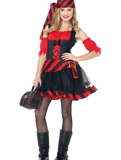 Teen Swashbuckling Pirate Costume buy now