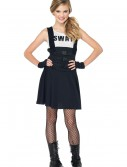 Teen SWAT Girl Costume buy now