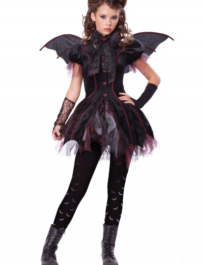 Tween Victorian Vampiress Costume buy now
