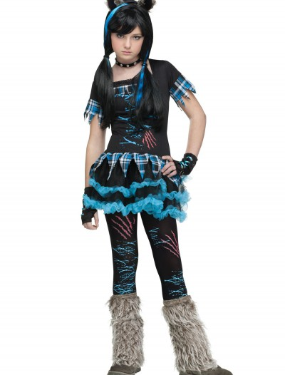 Teen Wicked Wolfie Costume buy now