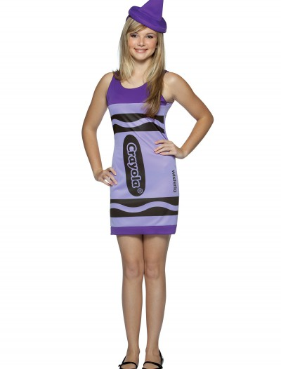 Teen Wisteria Crayon Dress buy now
