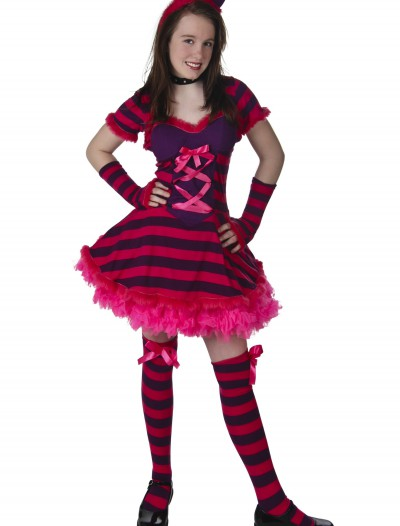 Teen Wonderland Cat Costume buy now