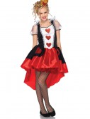 Teen Wonderland Queen Costume buy now