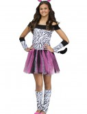 Teen Zebra Costume buy now