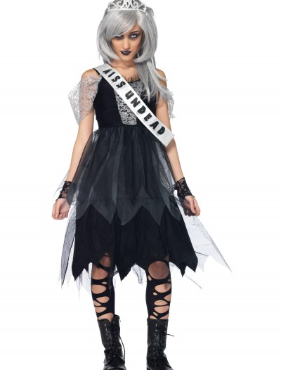 Teen Zombie Prom Queen Costume buy now