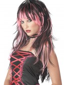 Tempting Tresses Pink/Black Wig buy now