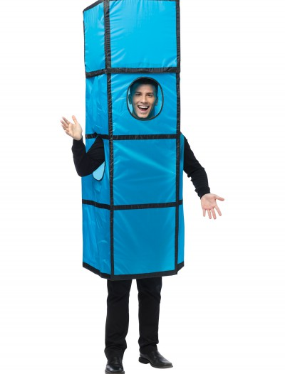 Tetris Blue Costume buy now