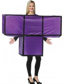Tetris Purple Costume buy now