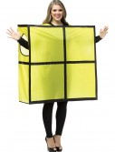 Tetris Yellow Costume buy now