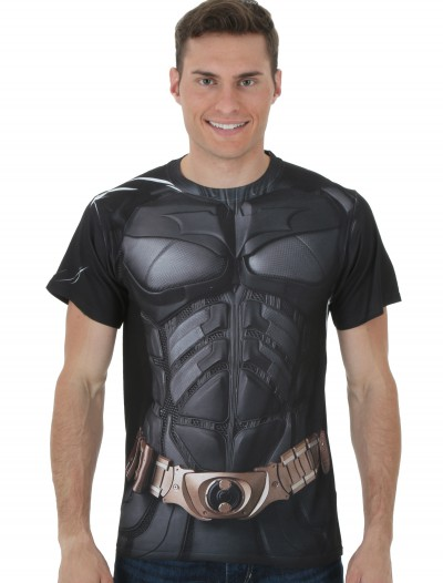 The Dark Knight Sublimated Costume T-shirt buy now