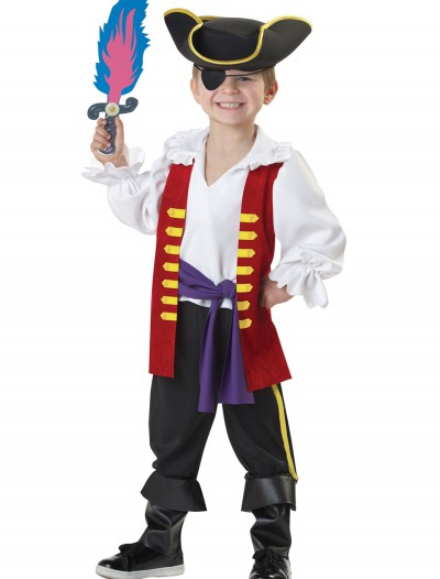 The Wiggles Captain Feathersword Costume buy now