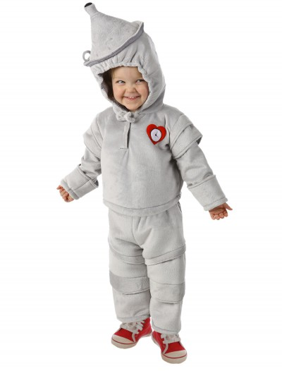 Child Wizard of Oz Cuddly Tin Man Costume buy now