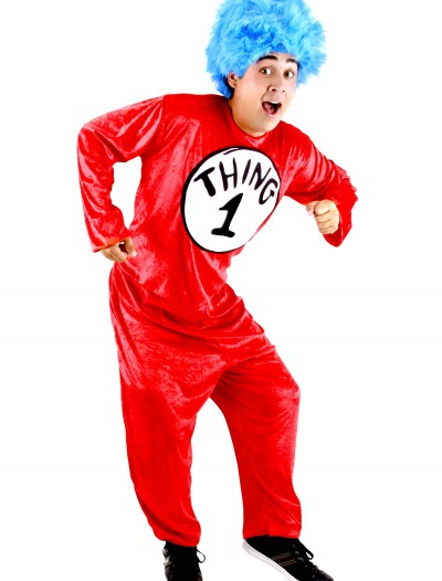 Thing 1 & Thing 2 Adult Costume buy now