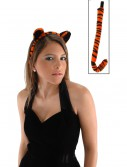 Tiger Ears & Tail Set buy now