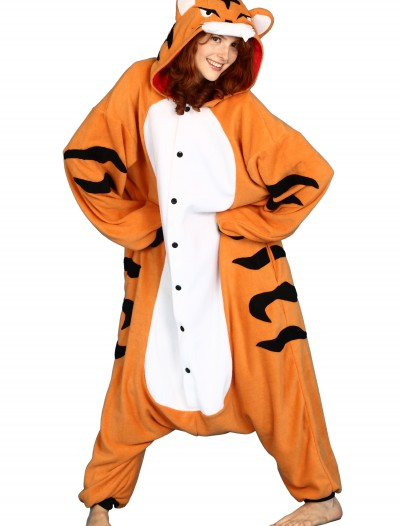 Tiger Pajama Costume buy now