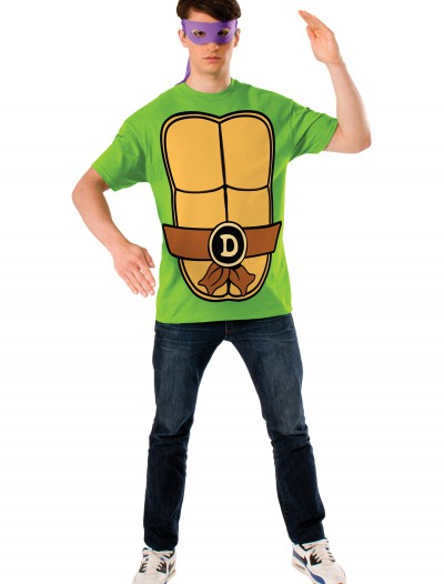 TMNT Donatello Adult Costume Top buy now