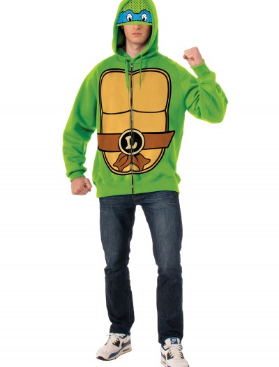 TMNT Leonardo Adult Hoodie buy now