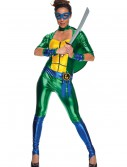 TMNT Movie Women's Leonardo Jumpsuit Costume buy now