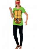 TMNT Women's Raphael Costume Top buy now