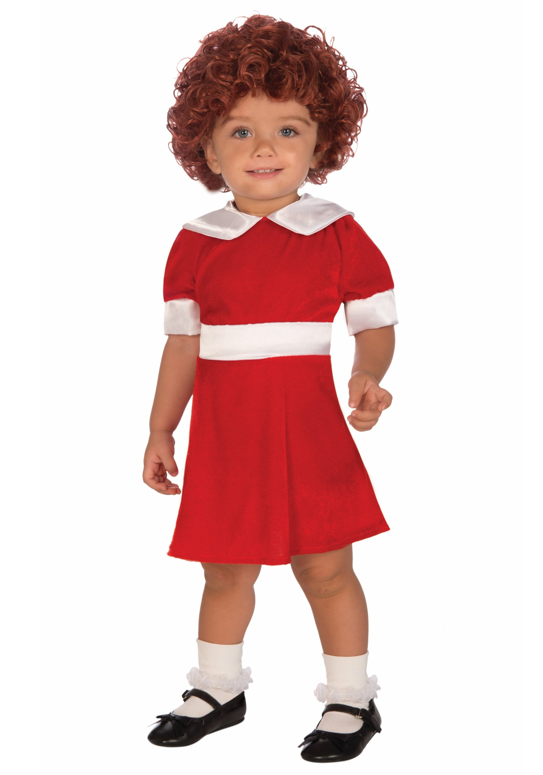 Toddler Annie Costume  sc 1 st  Halloween Costumes & Toddler Annie Costume - Halloween Costumes