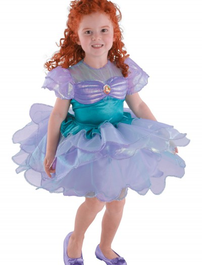 Toddler Ballerina Ariel Costume buy now