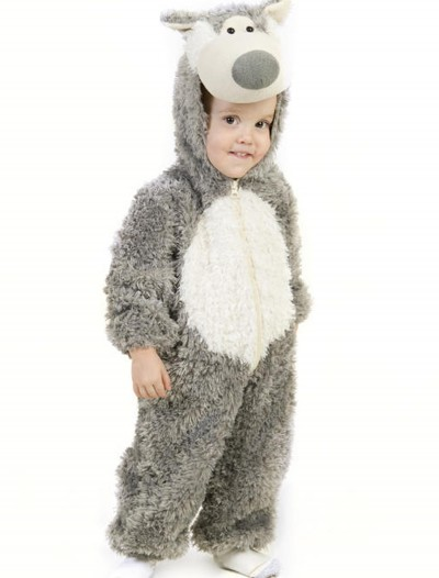 Toddler Big Bad Wolf Costume buy now
