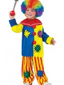 Toddler Big Top Clown Costume buy now