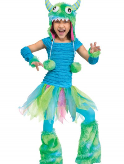 Toddler Blue Beastie Costume buy now