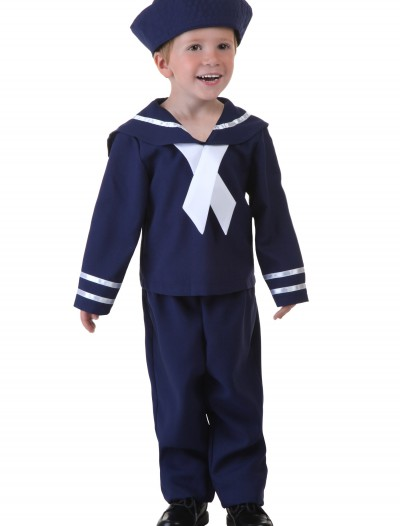 Toddler Blue Sailor Costume buy now