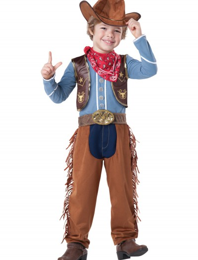 Toddler Boy Cowboy Costume buy now