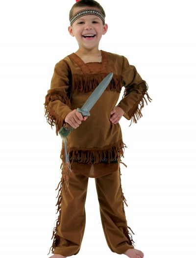 Toddler Boy Indian Costume buy now