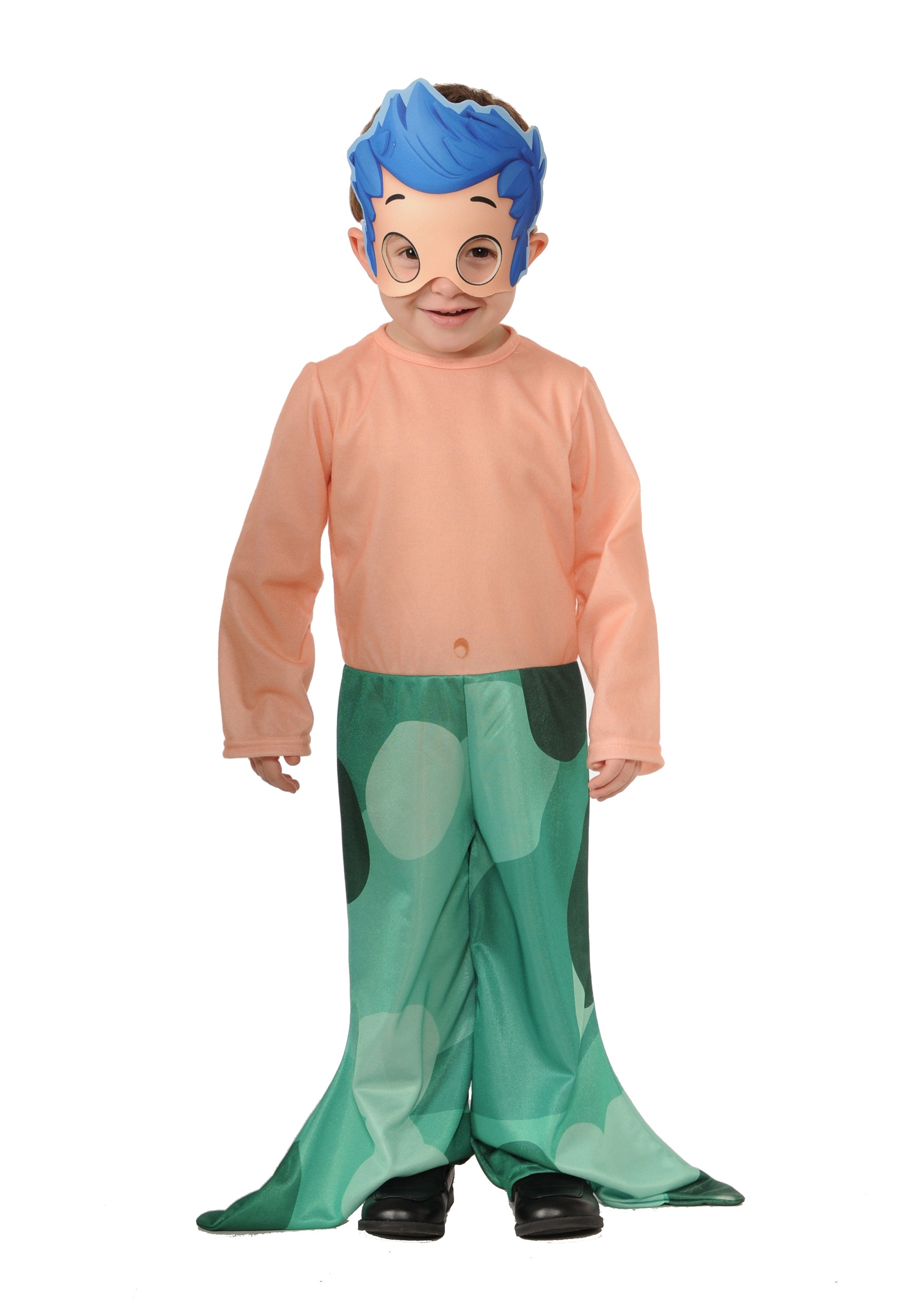 Toddler Bubble Guppies Gil Costume  sc 1 st  Halloween Costumes & Toddler Bubble Guppies Gil Costume - Halloween Costumes