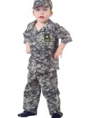 Toddler Camo Army Costume buy now