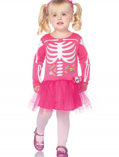 Toddler Candy Skeleton Costume buy now