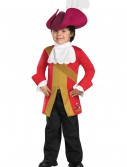 Toddler Captain Hook Classic Costume buy now