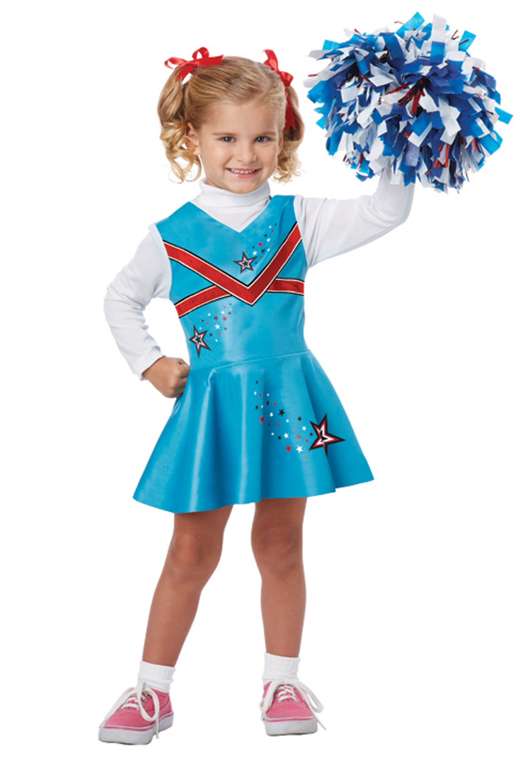 Toddler Cheerleader Costume  sc 1 st  Halloween Costumes & Toddler Cheerleader Costume - Halloween Costumes