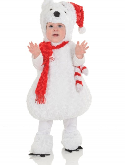 Toddler Christmas Polar Bear Costume buy now