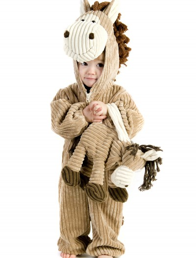 Toddler Corduroy Horse Costume buy now