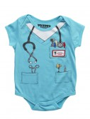 Toddler Doctor Uniform Onesie T-Shirt buy now