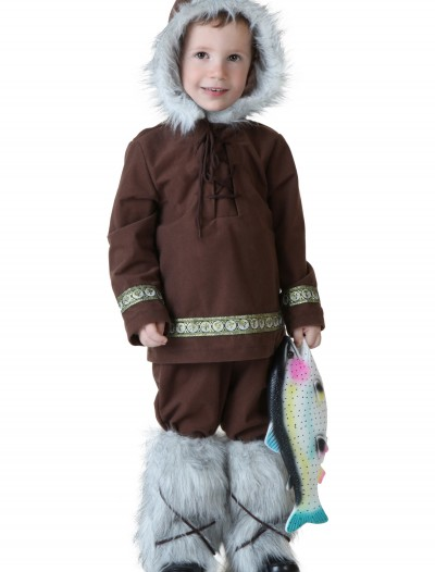 Toddler Eskimo Boy Costume buy now