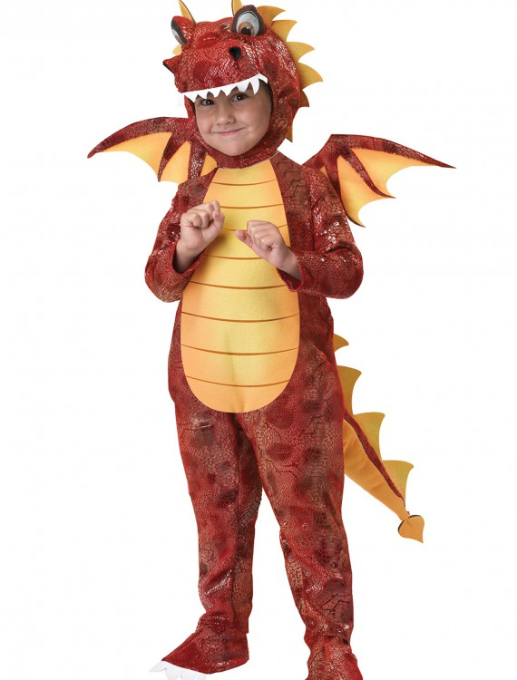 Toddler Fire Breathing Dragon Costume buy now