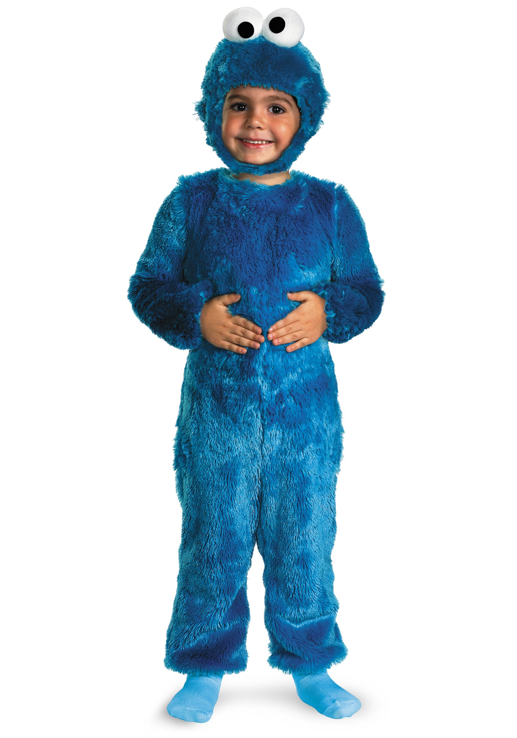 Toddler Furry Cookie Monster Costume  sc 1 st  Halloween Costumes & Toddler Furry Cookie Monster Costume - Halloween Costumes