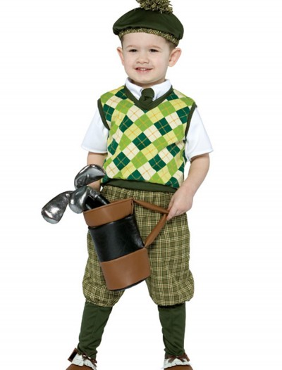 Toddler Future Golfer Costume buy now