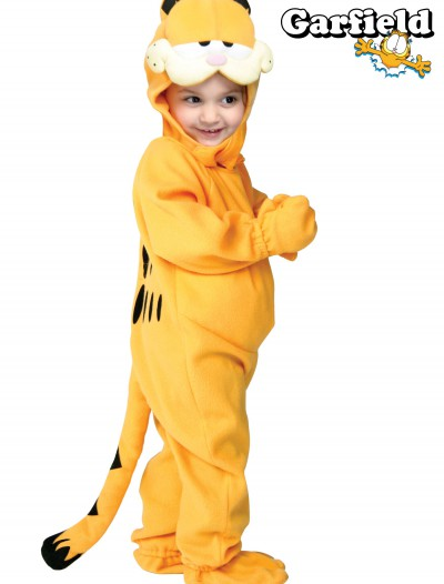 Toddler Garfield Costume buy now