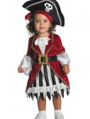 Toddler Girl Pirate Costume buy now