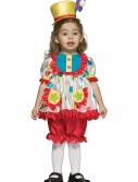 Toddler Girls Clown Costume buy now