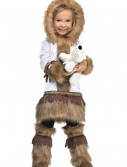 Toddler Girls Eskimo Costume buy now