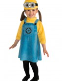 Toddler Girls Minion Costume buy now