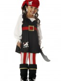 Toddler Girls Pirate Costume buy now