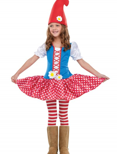 Toddler Gnome Girl Costume buy now